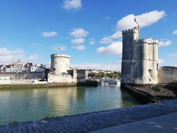 O zi in La Rochelle